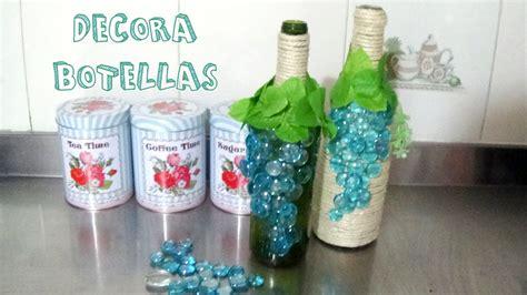 decorar botellas c 243 mo decorar botellas de vino candy bu youtube