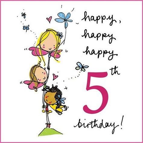 Happy Birthday Quotes For 5 Year The Awesome Birthday Messages For 5 Years Old Wishesgreeting