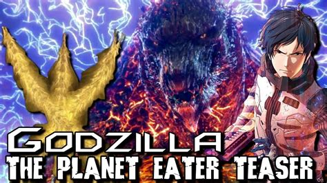 536115 godzilla the planet eater godzilla the planet eater first official teaser youtube