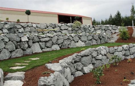 17 Best Images About Rock Wall Ideas On Pinterest Rock Garden Wall