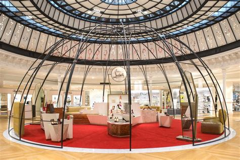 home banking marche christian louboutin opens new boutique in le bon march 233