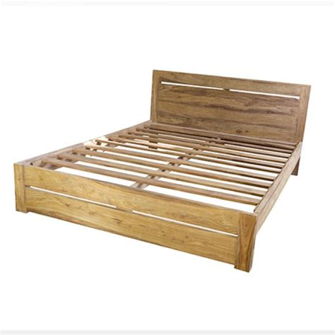 king bed frame wood king wooden bed frame natural timber furniture loft