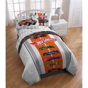 hot wheels comforter twin full bedding walmart com