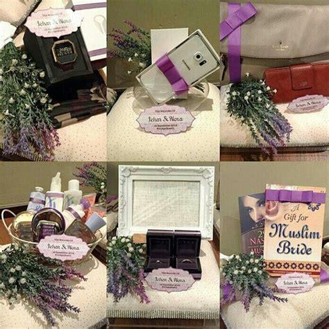 Wedding Hantaran by Wedding Hantaran Ribbons Ties Gifts Hantaran