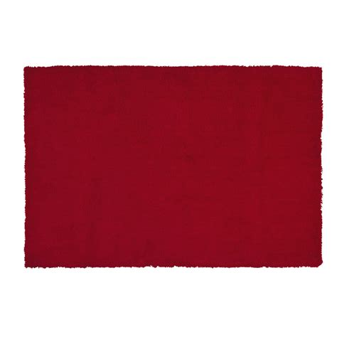 tappeto rosso 120 x 180 cm magic maisons du monde