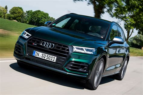 Audi Sq5 Test by Audi Sq5 Test Sport Im Utility Ps Gefluester De