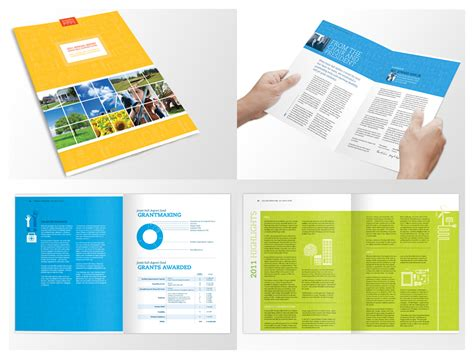 design template annual report design templates free business template