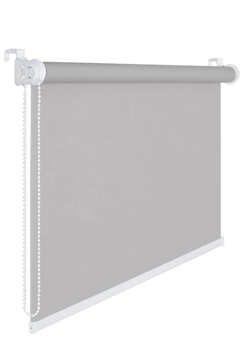 Vorhänge 175 Cm Lang by Ks Handel 24 Fensterrollo Verdunklungsrollo Klemmrollo