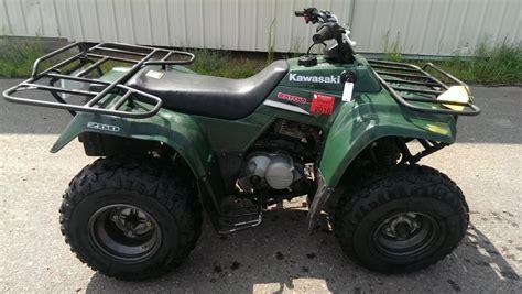 250 Kawasaki Bayou by Kawasaki Bayou 250 Motorcycles For Sale