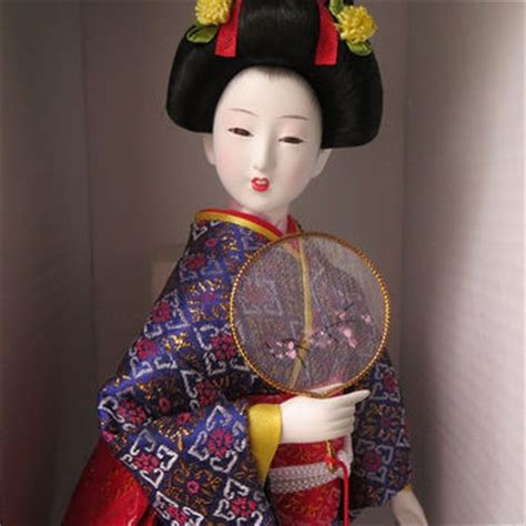 porcelain doll japan best painted japanese porcelain products on wanelo