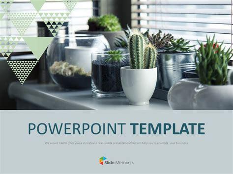 design template cactus pot