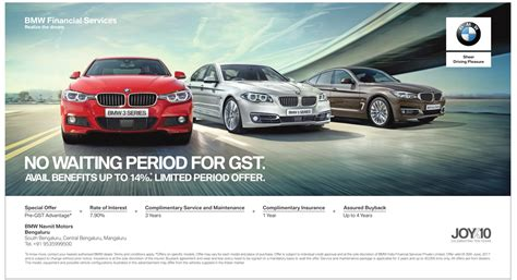 car service ad bmw financial services ad advert gallery