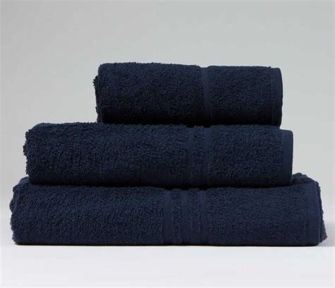 navy bath towels great quality blue label 500gsm bath towel in navy