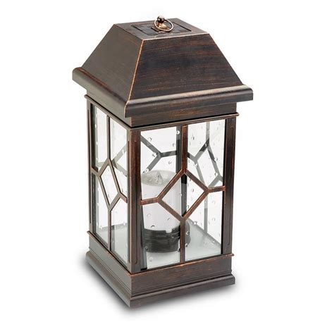 hton bay 3 outdoor post light solar outdoor candles best candle 2018