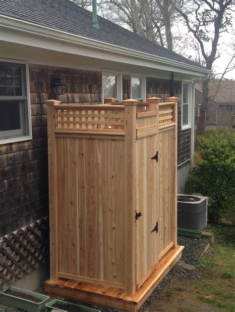 Outdoor Shower Company by Cape Cod Outdoor Shower Company Some Of Our Work