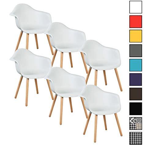 esszimmerstühle mit lehne woltu 174 6er set esszimmerst 252 hle k 252 chenstuhl design stuhl