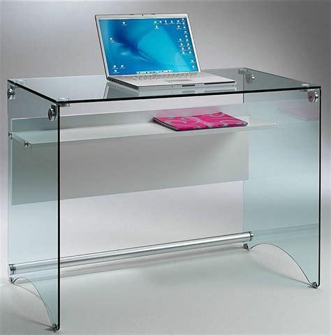 scrivania vetro temperato scrivania porta pc scrivania in vetro temperato desk02