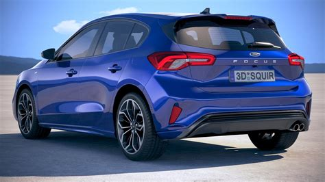 2019 Ford Focus St Line by Ford Focus St Line 2019
