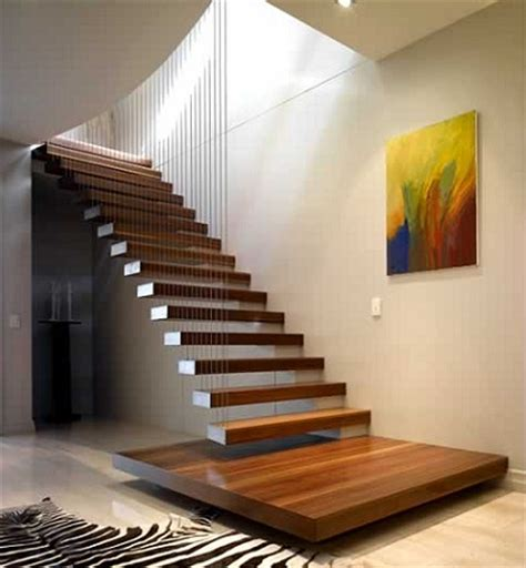 Floating Stairs Design Images