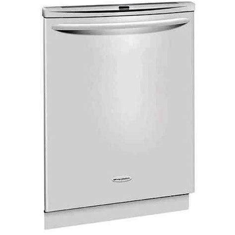 17 Inch Dishwasher Frigidaire 24 Inch Built In Dishwasher White