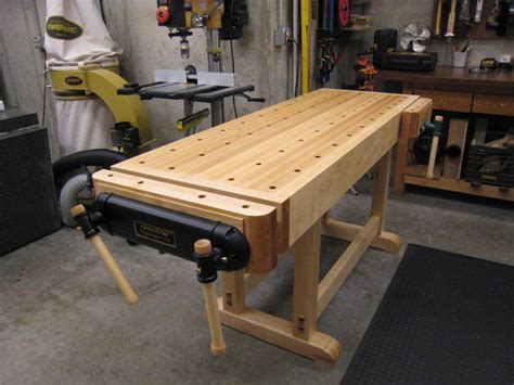 essential workbench finewoodworking