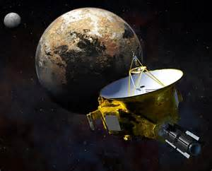 New horizons starts first phase of pluto encounter spaceflight
