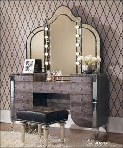 Vanity Mirror With Lights Set Decorating Theme Bedrooms Maries Manor At