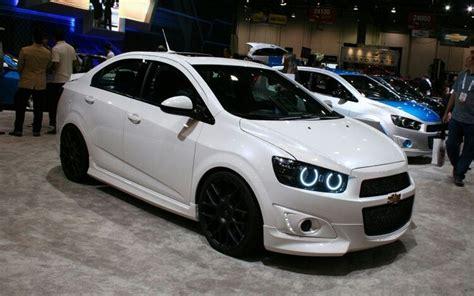 Chevrolet Sonic Autos Pinterest