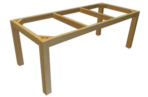how to build a table base for a granite top how to build a table base