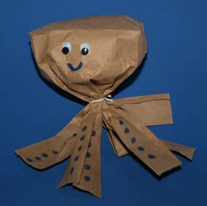 Paper Bag Crafts For Preschoolers - animal crafts for all network