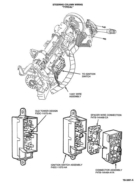 94 ford wiring schematic get free image about