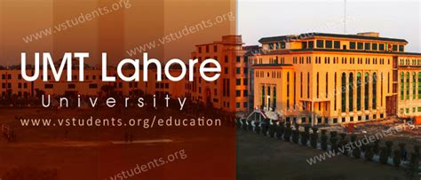 umt lahore admission   date fee structure admission form guide