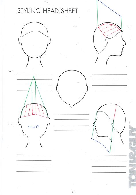 inverse layer cut hair cut head sheets images frompo