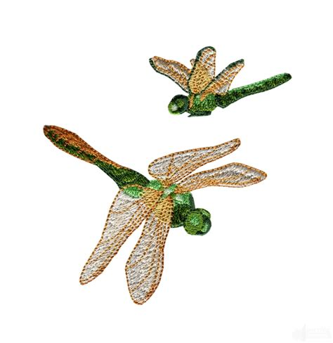Embroidery Design Dragonfly | swndd206 dragonfly embroidery design