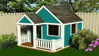 Free Blueprints For Houses playhouse plans how to build a playhouse with plans