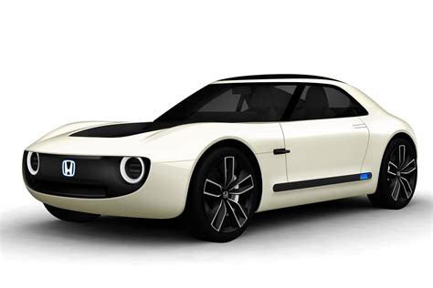 honda sports honda reboots the classic 60s sports car with its ev