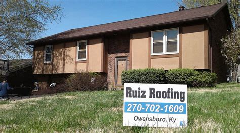 ruiz roofing home improvement llc owensboro kentucky