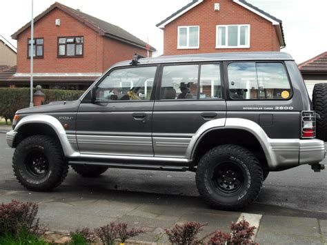 Related Keywords Suggestions For 1992 Pajero Lifted