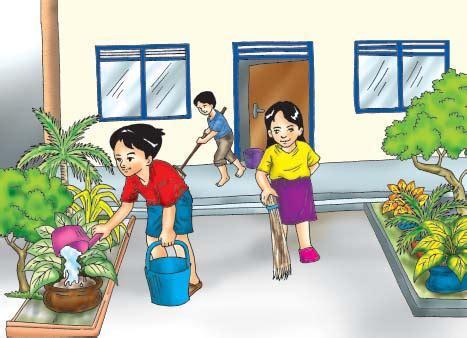 gambar kebersihan lingkungan lingkungan contoh gambar menjaga kebersihan lingkungan