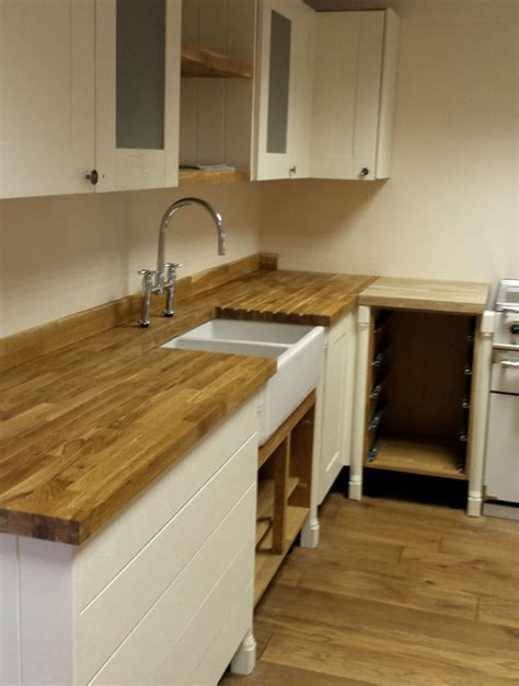 Solid Wood Kitchen Cabinets Bringing Solid Wood Kitchen Tops To London The South