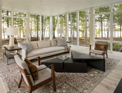 Design Sunroom by 16 Irresistible Modern Sunroom Designs That Will Secure
