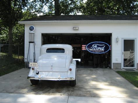 How To Open Garage Door From Outside by Projects Hotrod Garages At Pic S The H A M B