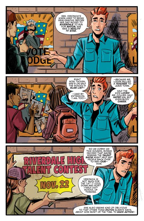 archie vol 2 archie vol 2 preview comics news