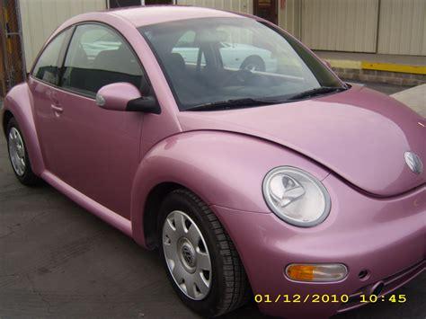 light pink volkswagen beetle volkswagen beetle pink coral effect color