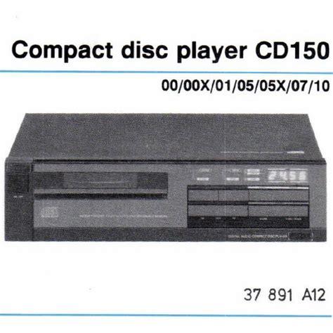 lade philips philips cd150 lade snaar mfbfreaks