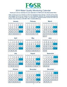 rivers of restoration trout unlimited s first 50 years of conservation ebook 2014 monitoring calendar available fosr fosr
