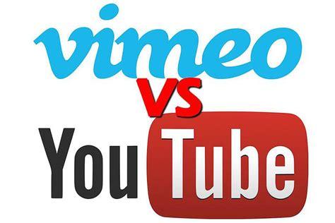 best vimeo vimeo vs which site is best