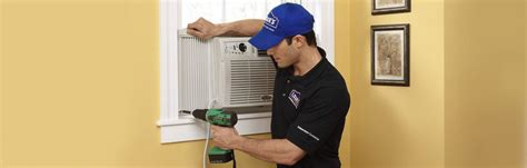 window air conditioner installation service choosing the right company for air conditioning