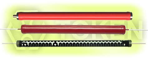 thick high voltage resistors impulse high voltage resistors ri80 token components