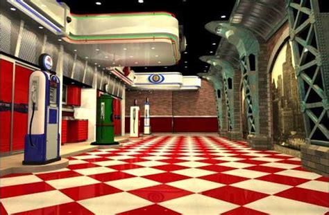 Design Garage by Luxury Garage Interior Design By Garagemahals